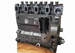Case 4390  New  Long Block Engine