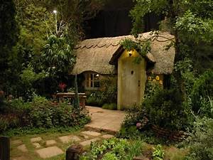 Fairy Tale Cottage Cottage in the Woods, designing a