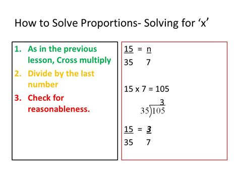 82 6th Grade Math Proportions  Ppt Video Online Download