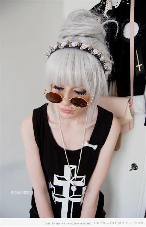 Pelo Rubio Ceniza Para Chicas Hipsters Un Look Con Carácter Y Sorprendente Cuánto Hipster