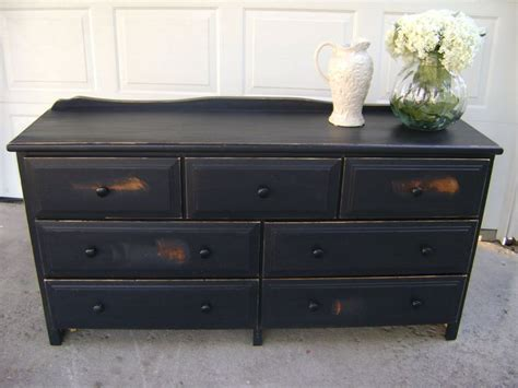 distressed black dresser 25 best ideas about black distressed dresser on