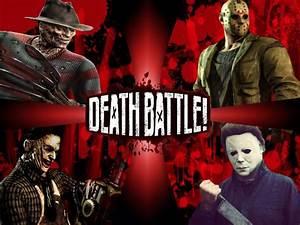Michael Myers Vs Jason Vs Freddy Vs Leatherface
