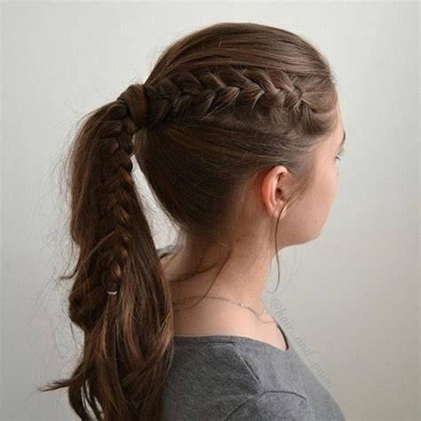 check out these easy before school hairstyles for chic