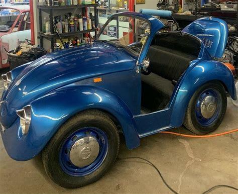 Backseat Driver: 1974 Volkswagen Beetle Shorty