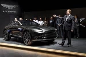 Luxury Cars Aston Martin SUV