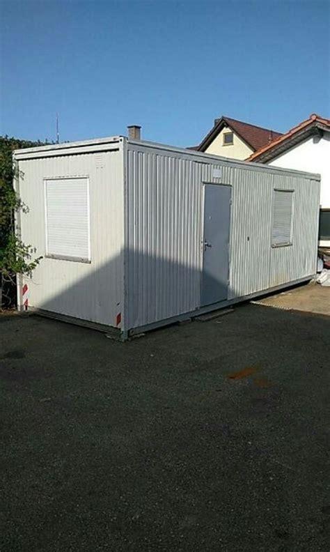 Wohncontainer Gebraucht Kaufen! Nur 4 St Bis 65% Günstiger