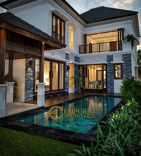 desain rumah villa bali 3 lantai bapak ade di gianyar bali