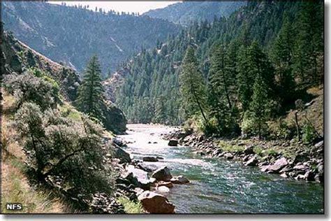 frank church river of no return wilderness idaho national wilderness areas