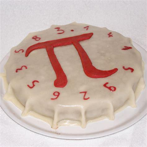 pi day cakes