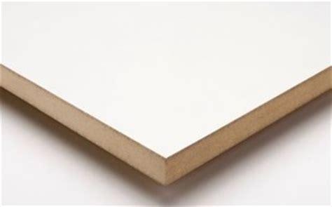 panneau melamine blanc 10mm panneau mdf kronogen 2mfe 2 faces recouvertes de m 233 lamin 233 233 p 10mm larg 2 07m 2 80m blanc