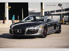 Project Speed Walker SR Auto Audi R8 Spyder