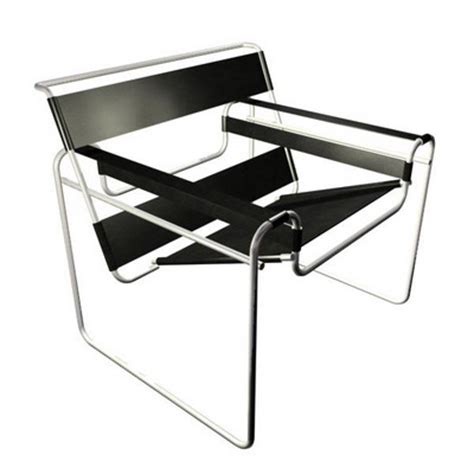 chaise wassily marcel breuer style wassily chair review designer gaff uk