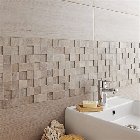 destination du carrelage mur aspect mati 232 re aspect bois mati 232 re fa 239 ence clay tile