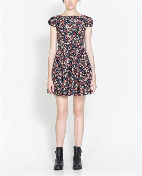 1471 zara flower twisted dress to do list bring the 39 90s back middle school