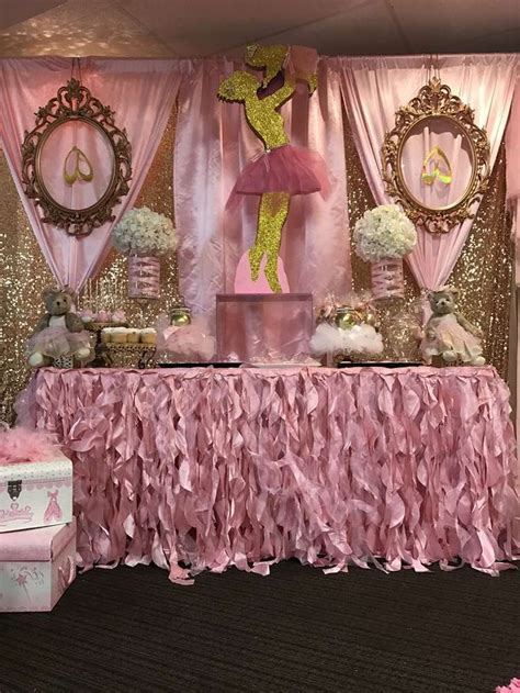 Baby Shower For - best 25 ballerina baby showers ideas on