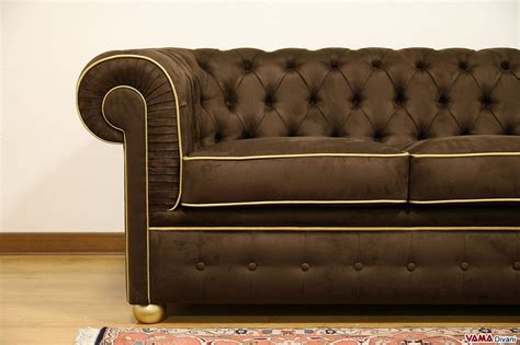 Divano Chesterfield Amazon : Divano Chesterfield 3 Posti