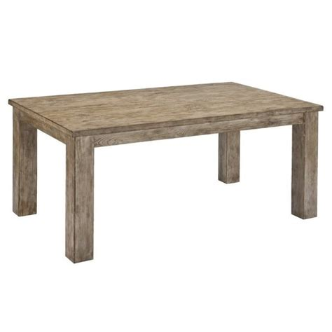 Ashley Mestler Rectangular Dining Table In Bisque D540 225