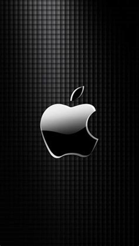 Apple Logo Iphone Black Wallpaper Hd by Iphone 7 Wallpaper Black 3d Apple An Apple A Day