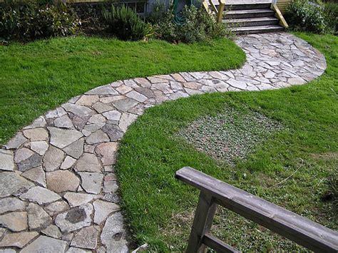 garden path stones stone pathway ideas flagstone stepping