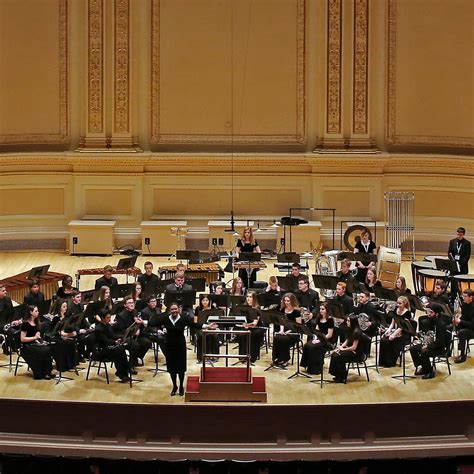 symphonic series bands orchestras carnegie hall