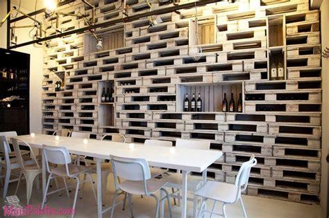 Sofa For Restaurant by Restaurantes E Bares Com Paletes De Madeira