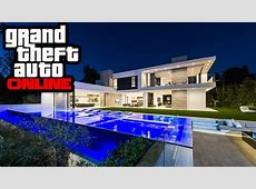 GTA 5 DLC NEW MANSION HOUSE! APARTMENT UPDATE SHOWCASE IN