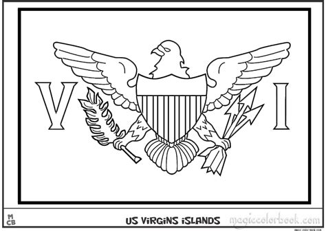 Zambia Flag Coloring Page Bltidm