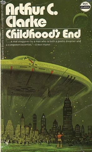 childhoods   arthur  clarke fictiondb