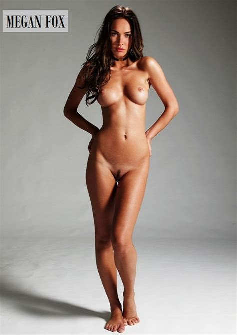 Megan Fox Nude Best Naked Celebrities Fakes Nude Girls Women