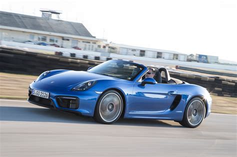 2018 Porsche Boxster Reviews And Rating Motor Trend