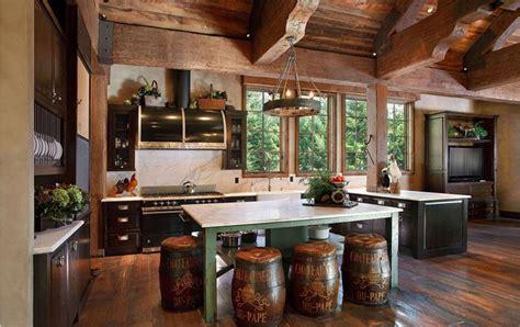 Log Cabin Home Decor Ideas