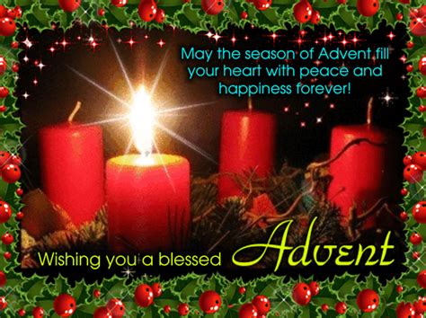 a blessed advent ecard free advent ecards greeting cards 123 greetings