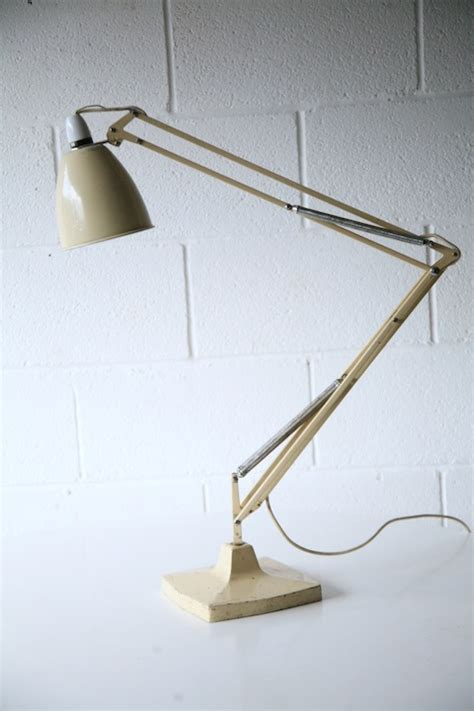 vintage anglepoise l and chrome