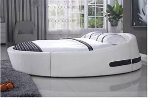 Lit King Size 180x200 : lit king size design maison design ~ Preciouscoupons.com Idées de Décoration