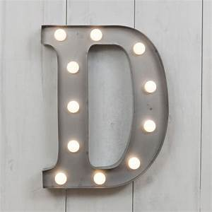 vegas metal led circus letter lights d vegas from With metal letters with lights