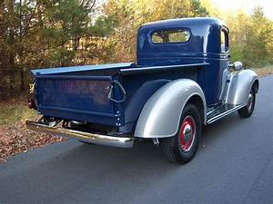 1937 Chevrolet Step-side Truck