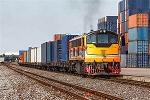 The New Silk Road – Chinese Freight Trains to European ...