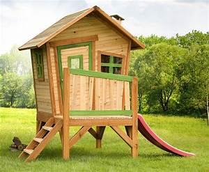 Kinder Holzhaus Garten : holz kinder spielhaus krummy klein gartenhaus comic ~ Whattoseeinmadrid.com Haus und Dekorationen