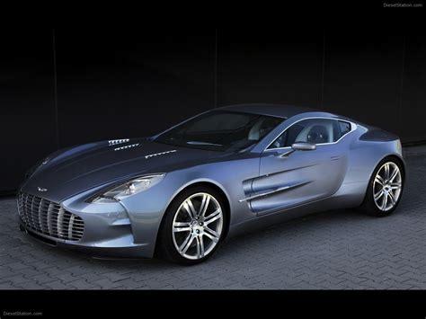 2010 Aston Martin One 77 Exotic Car Wallpaper #15 Of 32