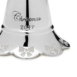 towle musical bell 2017 towle ornament silver bell