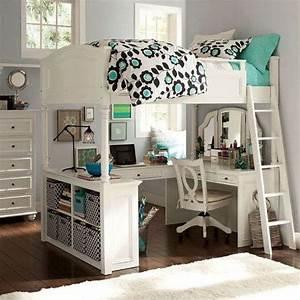 bureau pour petite chambre - 10 trucs pour am nager une petite chambre 10 trucs