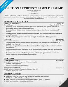 solution architect resume resumecompanioncom amg With cv template for architects