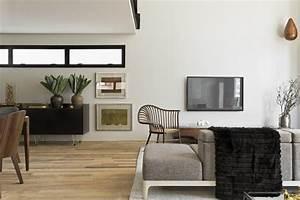 Modern, Industrial, Interior, Design, In, Beautiful, Open
