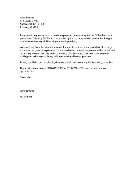 find information about writing a cover letter sles cover letter for receptionist sle resumes