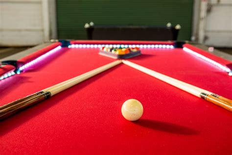 pool table lighted agr las vegas