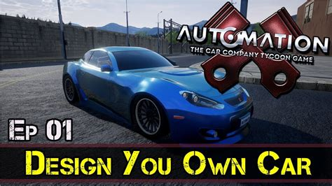 Design Your Own Car