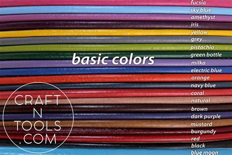 basic colors basic color
