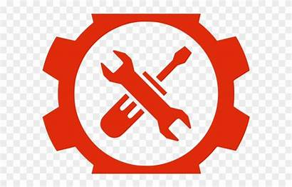 Clipart Tool Engineering Civil Gears Install Pack