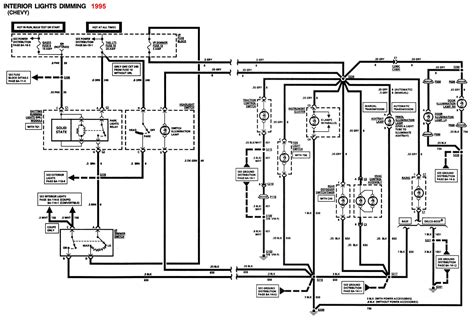 car wiring interior lights 1995 wiring diagram 95