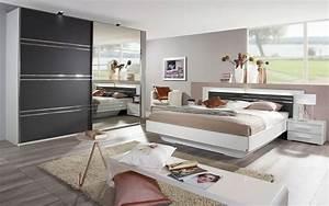 Schlafzimmer Bilder Amazon : schlafzimmer janny in wei graphit online bei hardeck kaufen ~ Michelbontemps.com Haus und Dekorationen